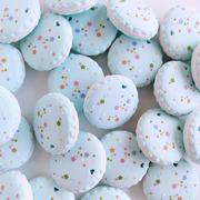 LouLou Lollipop, gryzak silikonowy Macaron