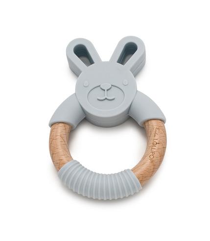 LouLou Lollipop, Gryzak króliczek Grey