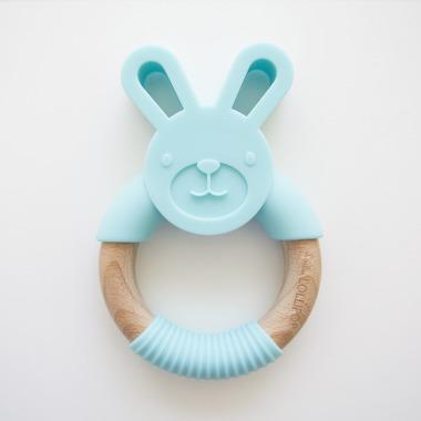 LouLou Lollipop, Gryzak króliczek Aqua