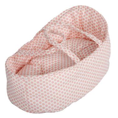 Barrutoys, Nosidełko Dots Pink 36cm
