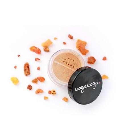 Uoga Uoga, Naturalny puder mineralny nr 632 CHAMPAGNE, 8g