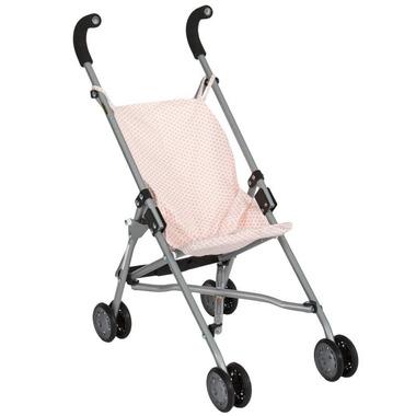 Barrutoys, Wózek spacerówka Dots Pink