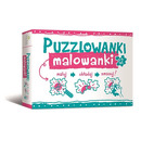Puzzlowanki Malowanki