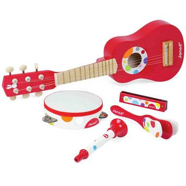 Janod, zestaw muzyczny 5 elementów