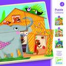 Puzzle 3-warstwowe - CABANA Djeco