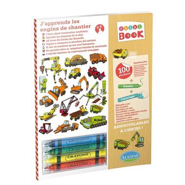 Stiki BOOK - Uczymy się sprzętu budowlanego
