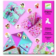 Papier do origami Djeco