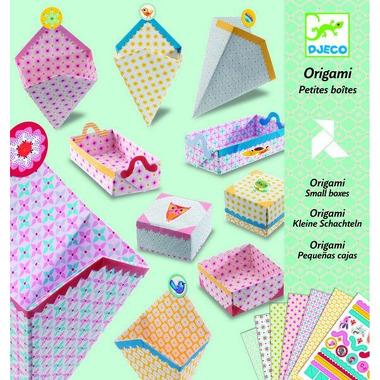 Djeco, origami pudełeczka
