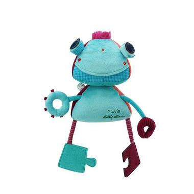 Lilliputiens, robot Clovis Interaktywny