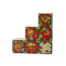 Lilliputiens, puzzle Kostki Globetrotter