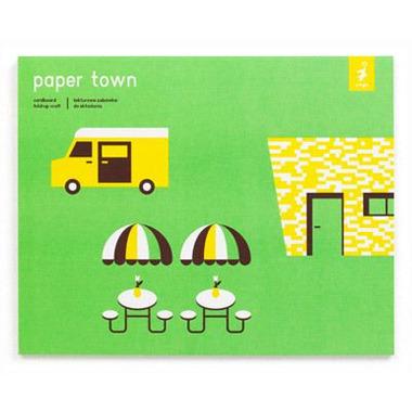 Papierowe miasto nr 2