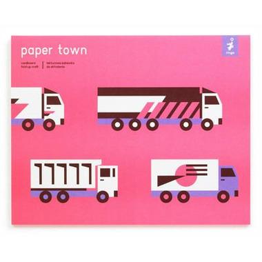 Papierowe miasto nr 3