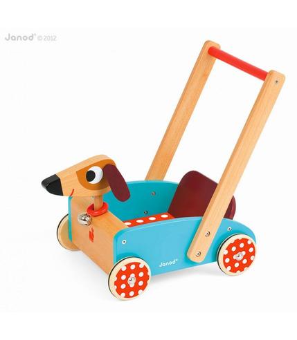 Janod, wózek piesek