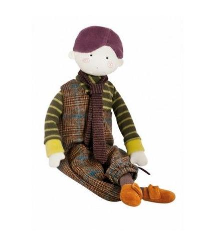 Materiałowa lalka Marcel Moulin Roty