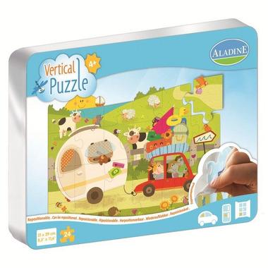 Vertical Puzzle Podróż 24 elementy