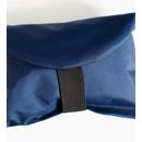 Przenośne krzesełko Tuli niebieskie