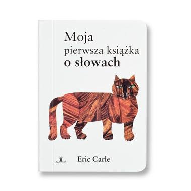 Wydawnictwo Tatarak - Moja pierwsza książka o słowach