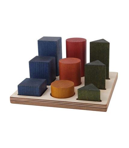 Sorter XL figury kolorowe