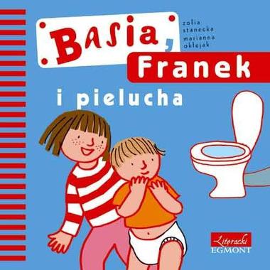 Basia i Franek i pieluchy