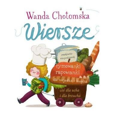 Wiersze Wanda Chotomska