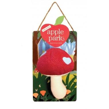 Apple Park Grzechotka Grzybek Czerwony
