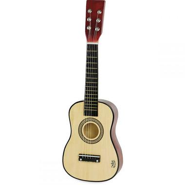 Vilac, Gitara dla dzieci zabawka drewniana