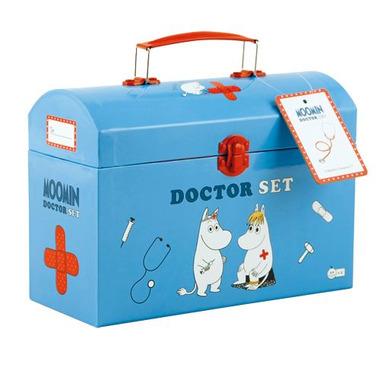 Zestaw doktora Moomin