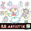 Zestaw kreatywny Artistik DJECO