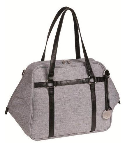 Ekologiczna torba Green Label Urban Bag Black Melange