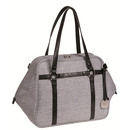 Lassig, ekologiczna torba Green Label Urban Bag Black Melange