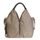 Ekologiczna torba Green Label Neckline Bag Choco Melange