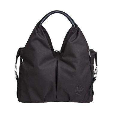 Lassig, ekologiczna torba Green Label Neckline Bag Black
