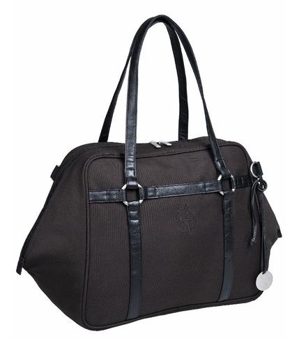 Lassig, ekologiczna torba Green Label Urban Bag Black