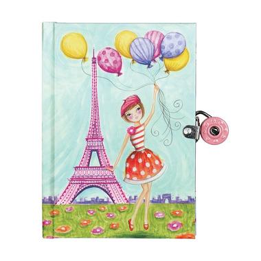 Kolorowy pamiętnik - Paryż