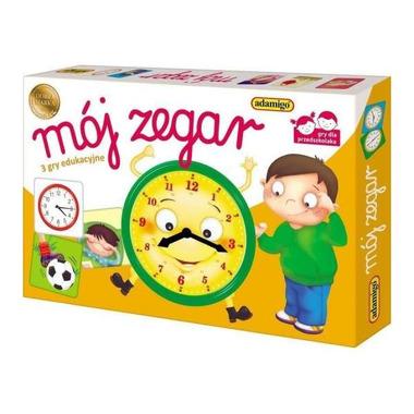 Gra mój zegarek loteryjka edukacyjna