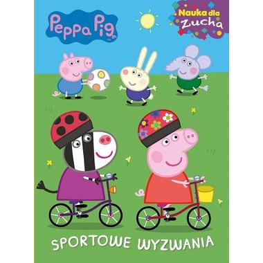 Sportowe wyzwania świnka peppa nauka dla zucha