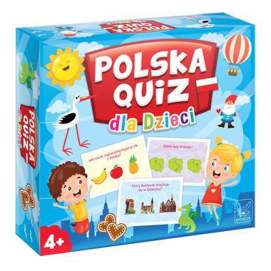 Gra maxi polska quiz dla dzieci