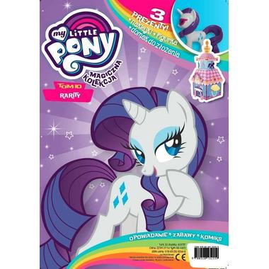 Rarity my little pony magiczna kolekcja tom 10