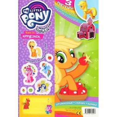 Applejack my little pony magiczna kolekcja tom 14