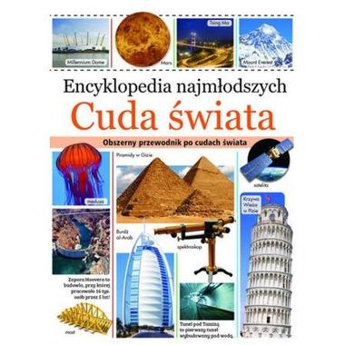 Cuda świata encyklopedia najmłodszych