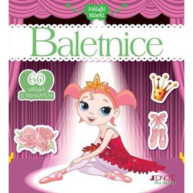Baletnice naklejki iskierki
