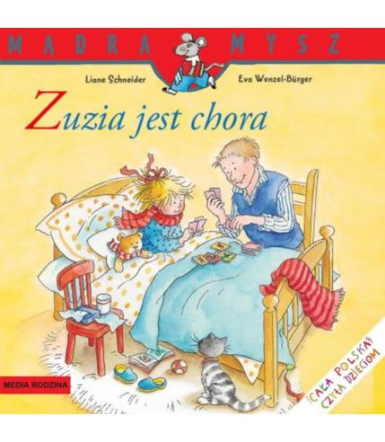 Zuzia jest chora mądra mysz