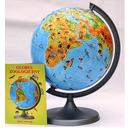 Globus 220 zoologiczny z opisem