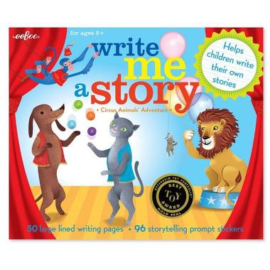Napisz mi historię zwierzęta w cyrku