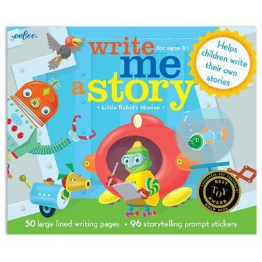 Napisz mi historię mały robot