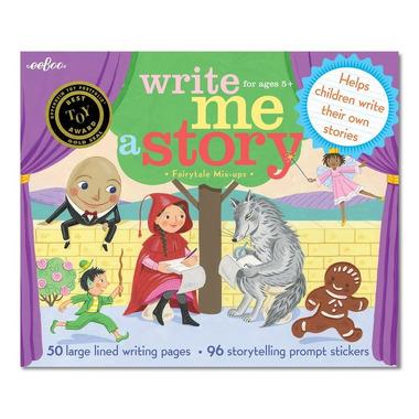 Napisz mi historię bajki