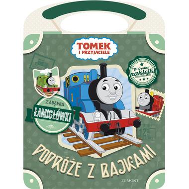 Tomek i przyjaciele podróże z bajkami