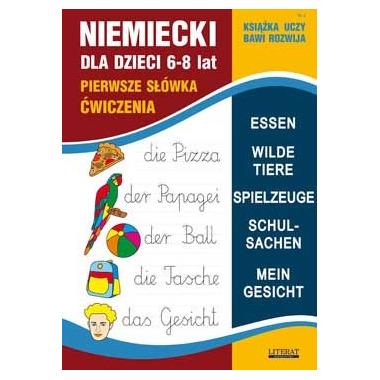 Niemiecki dla dzieci 6-8 lat