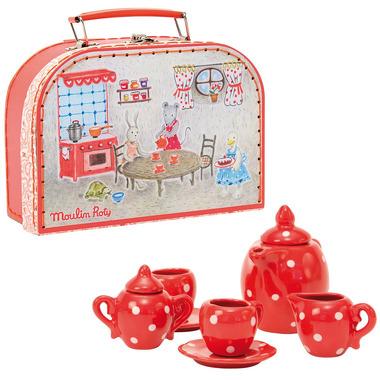 Ceramiczny zestaw do  herbaty