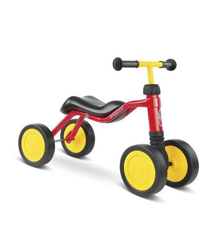 Rowerek biegowy WUTSCH czerwony